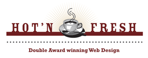 Hot'N Fresh – Double Award Winning Web Design