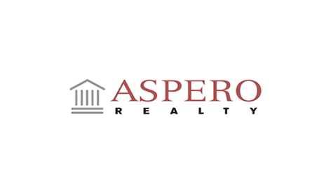 PADV, Pasadena Advertising, Aspero Realty Logo, marketing solutions, marketing services, Community, Financial