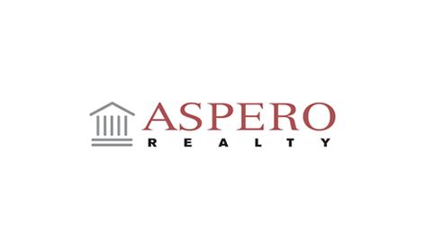 PADV, Pasadena Advertising, Aspero Realty Logo, marketing solutions, marketing services, Community, Financial