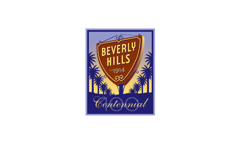 PADV, Pasadena Advertising, Beverly Hills 100th Anniversary Celebration Logo, marketing solutions, marketing services, Community