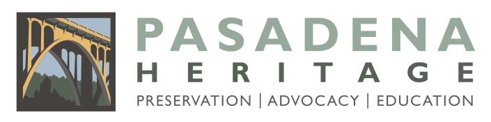 PADV's New Pasadena Heritage Logo