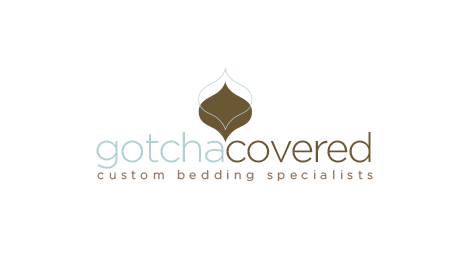 PADV, Pasadena Advertising, GotchaCovered Bedding, Logo, marketing solutions, marketing services