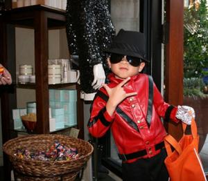 Halloween-signer