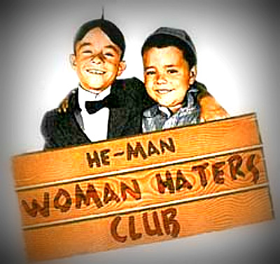 He-Man Woman Haters Club Report