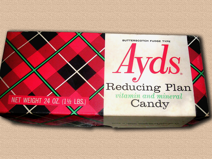Ayds permanent weight loss candy