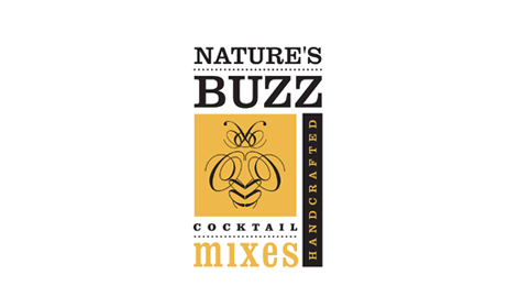PADV, Pasadena Advertising, Nature's Buzz Cocktail Mixes, logo, marketing solutions, marketing services