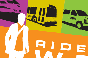 PADV, Pasadena Advertising, Orange County Transportation Authority, Rideshare Campaign