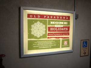 A New Kiss for Old Pasadena – Keep it Simple and Sentimental