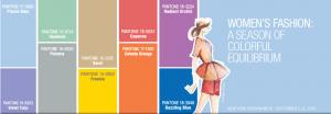 PANTONE Fashion Color Report Spring 2014