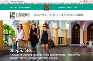 Mobile Keeps Downtown Santa Barbara Rolling 24/7