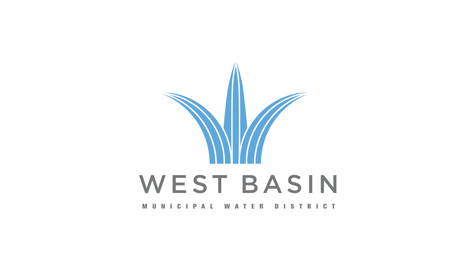 PADV, Pasadena Advertising, Marketing Design, West Basin Water District, logo