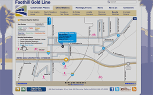 San Gabriel Valley Gold Line is On Track