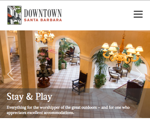 PADV – mini tablet/large smart phone Stay & play design for Santa Barbara